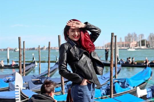Venice đẹp như giấc mơ trong loạt ảnh check-in của sao Việt - Ảnh 6.