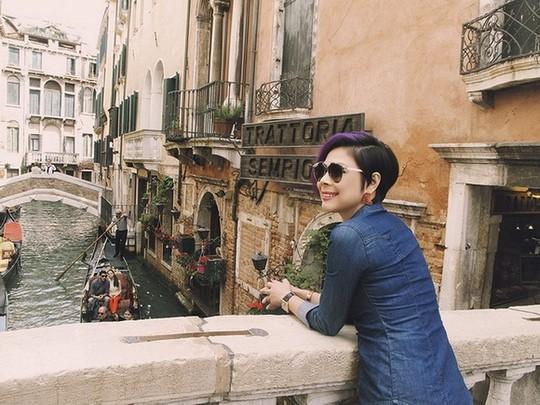 Venice đẹp như giấc mơ trong loạt ảnh check-in của sao Việt - Ảnh 8.