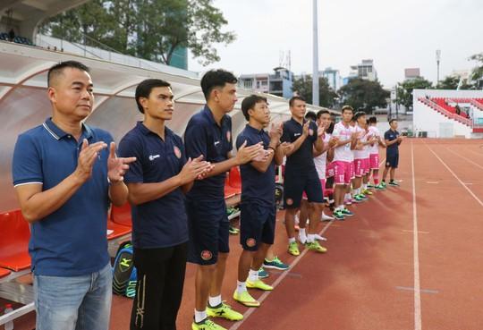 Đến lượt CLB bóng đá Sài Gòn thay chủ tịch - Ảnh 1.