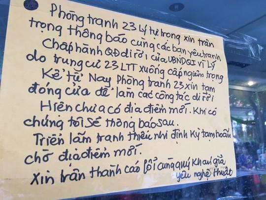 Cưỡng chế chung cư 60 tuổi ở trung tâm Sài Gòn - Ảnh 5.