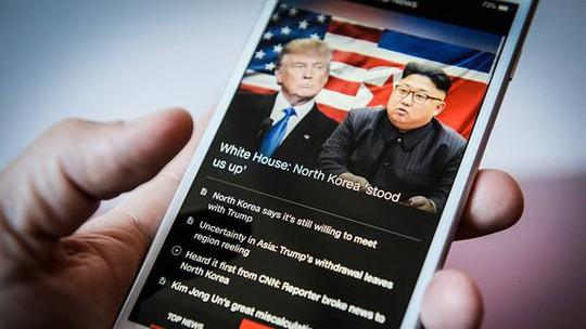 Triều Tiên vẫn sử dụng công nghệ Mỹ dù bị trừng phạt - Ảnh 1.