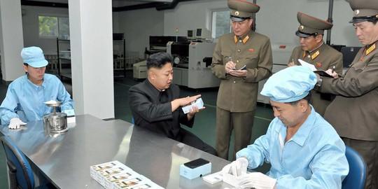 Triều Tiên vẫn sử dụng công nghệ Mỹ dù bị trừng phạt - Ảnh 2.
