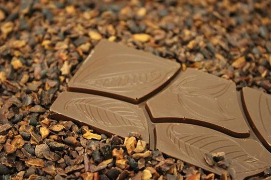 Hành trình biến hạt ca cao thành món chocolate vạn người mê - Ảnh 21.