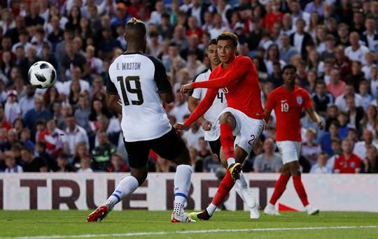 Anh - Costa Rica 2-0: Rashford nã đại bác, Southgate đau đầu - Ảnh 3.