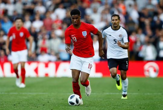 Anh - Costa Rica 2-0: Rashford nã đại bác, Southgate đau đầu - Ảnh 1.