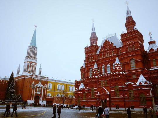 Đến Nga xem World Cup, nhớ ghé hết 13 địa điểm này - Ảnh 1.