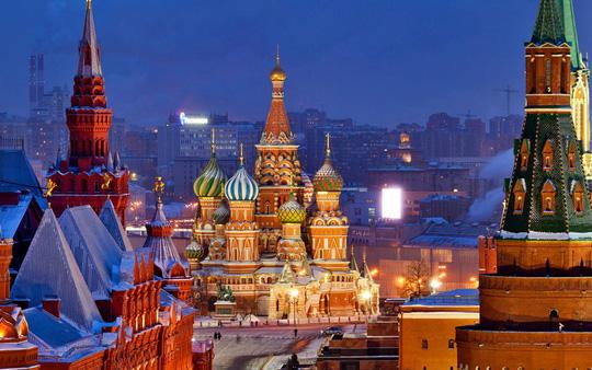 Đến Nga xem World Cup, nhớ ghé hết 13 địa điểm này - Ảnh 2.