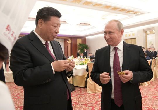Chủ tịch Trung Quốc tặng ông Putin món quà độc nhất vô nhị - Ảnh 4.