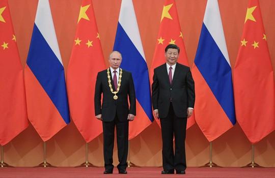 Chủ tịch Trung Quốc tặng ông Putin món quà độc nhất vô nhị - Ảnh 2.