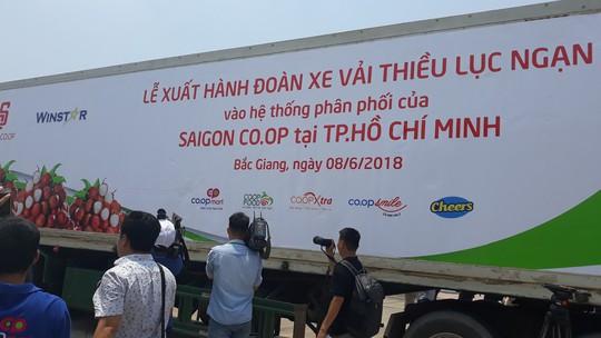 Central Group và Big C đưa vải thiều Bắc Giang sang Thái Lan - Ảnh 3.