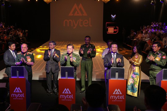 Viettel khai trương mạng di động quốc tế thứ 10 tại Myanmar - Ảnh 1.