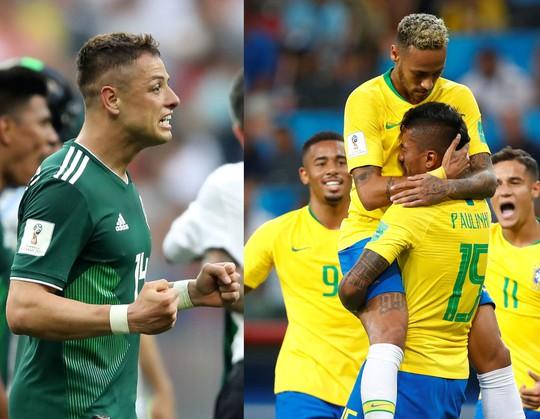 Brazil - Mexico: Dớp khó phá - Ảnh 1.