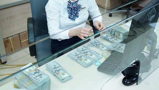 Tỉ giá USD/VNĐ lên mức cao nhất từ đầu năm - Ảnh 1.