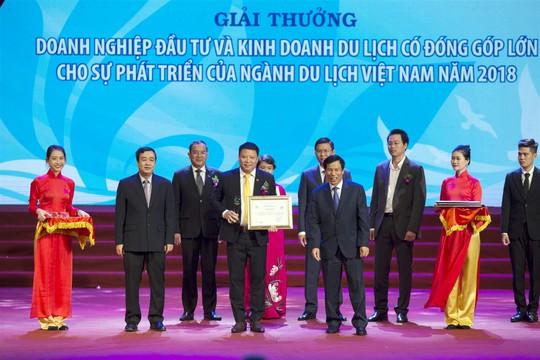 Nhiều công trình của Sun Group được tôn vinh tại Giải thưởng Du lịch Việt Nam 2018 - Ảnh 1.