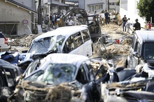 Mưa lũ Nhật Bản: Cái chết tức tưởi của người phụ nữ mới lấy chồng 3 tuần - Ảnh 5.