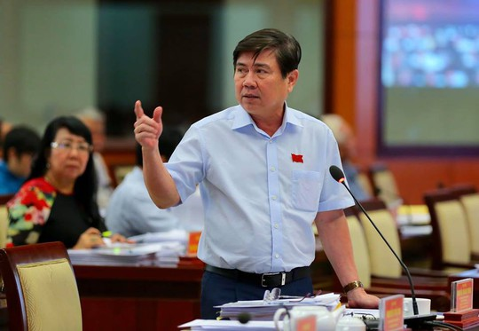 Chủ tịch UBND TP HCM cam kết dứt điểm quy hoạch treo ở Thanh Đa - Ảnh 1.