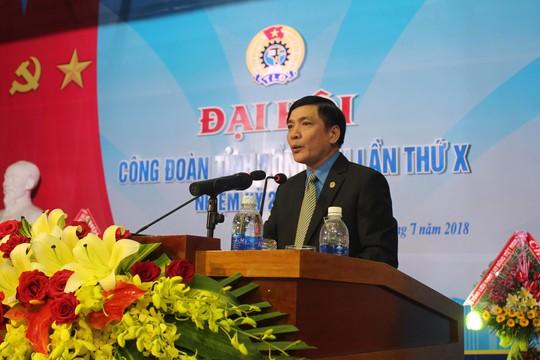 Công đoàn tỉnh Đồng Nai làm tốt chức năng bảo vệ quyền lợi NLĐ - Ảnh 1.