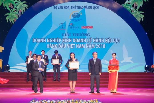 BenThanh Tourist 19 năm liên tiếp đạt Top 10 doanh nghiệp lữ hành hàng đầu Việt Nam - Ảnh 2.