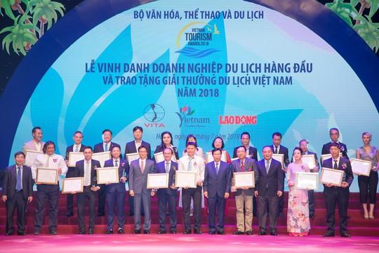 BenThanh Tourist 19 năm liên tiếp đạt Top 10 doanh nghiệp lữ hành hàng đầu Việt Nam - Ảnh 1.