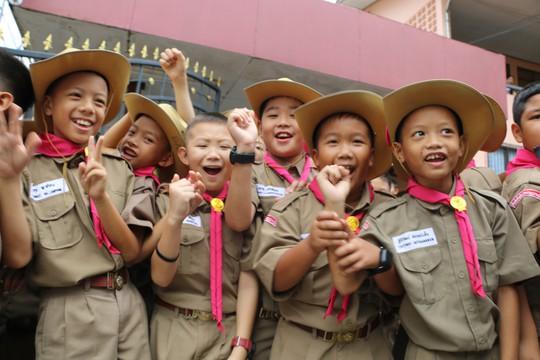 Báo Người Lao Động từ Chiang Rai: Người Thái ăn mừng thâu đêm suốt sáng - Ảnh 3.