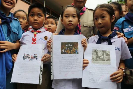 Báo Người Lao Động từ Chiang Rai: Người Thái ăn mừng thâu đêm suốt sáng - Ảnh 9.