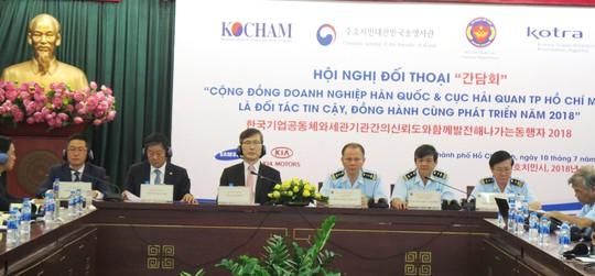 Hải quan TP HCM không làm mất thời gian vàng của doanh nghiệp - Ảnh 2.
