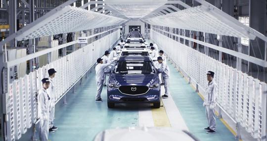 16.500 xe Mazda đến tay khách hàng trong 6 tháng