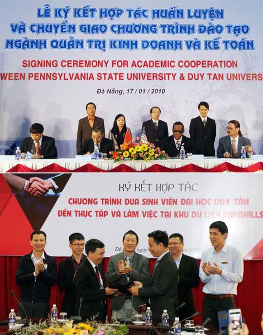 Khối ngành Kinh tế, Quản trị và Du lịch năm 2018 tại Duy Tân - Ảnh 1.