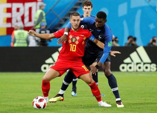 Trung vệ Umtiti lập công, tuyển Pháp vào chung kết - Ảnh 2.