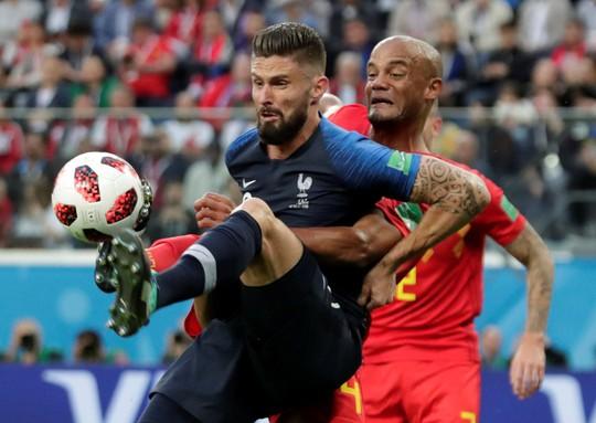 Trung vệ Umtiti lập công, tuyển Pháp vào chung kết - Ảnh 7.