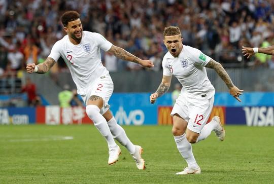 Mandzukic ghi bàn thắng phút 109, tuyển Anh lỡ hẹn chung kết - Ảnh 1.