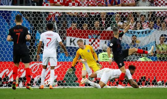 Mandzukic ghi bàn thắng phút 109, tuyển Anh lỡ hẹn chung kết - Ảnh 3.