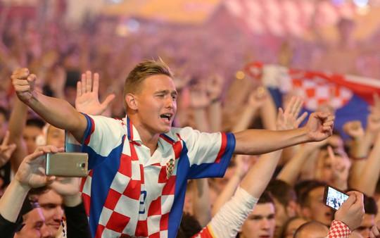 Kết quả dự đoán trúng thưởng trận Anh – Croatia - Ảnh 1.