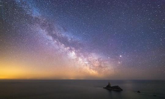 Mỡ không gian đe dọa du hành giữa các vì sao - ảnh 1