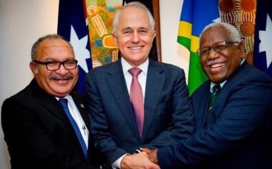Úc ra đòn với Trung Quốc - ảnh 1