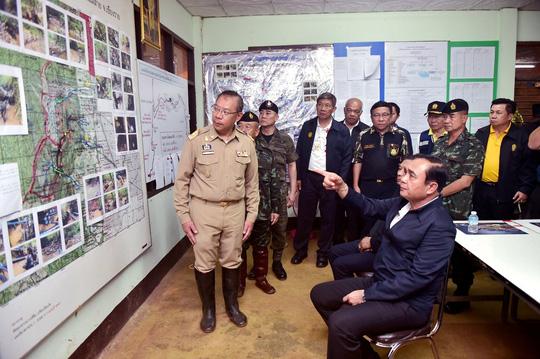 Thủ tướng Thái Lan: Đừng làm to chuyện tàu ngầm mini nữa! - Ảnh 1.
