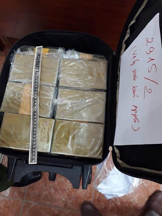 Bộ Công an phá đường dây ma túy cực khủng xuyên quốc gia - Ảnh 4.