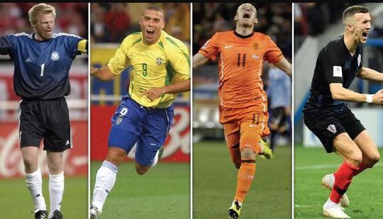 Giải mã thế lực thống trị các trận chung kết World Cup - Ảnh 1.