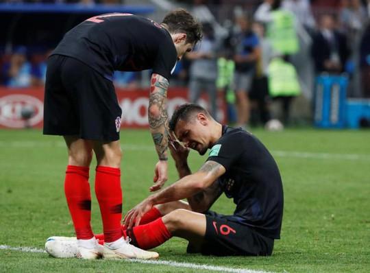 Croatia: Chạy đua hồi sức đá chung kết - ảnh 1