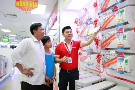 Thanh tra BHXH đột xuất đối với Nguyễn Kim - Ảnh 1.