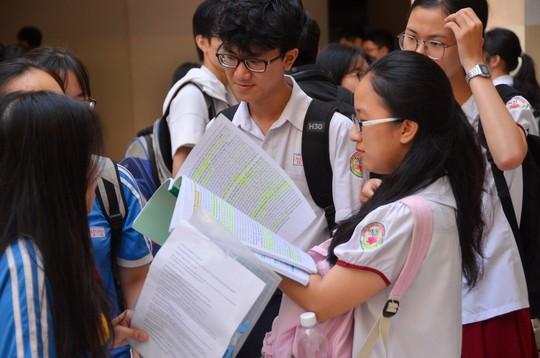 Trường ĐH Tài chính - Marketing công bố điếm sàn xét tuyển, điểm chuẩn học bạ - ảnh 1
