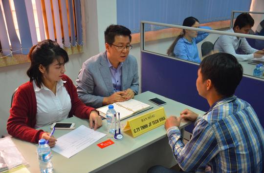 351 vị trí việc làm dành cho NLĐ trở về từ Hàn Quốc, Nhật Bản - Ảnh 1.