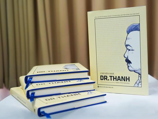 Họa sĩ Lê Thiết Cương: Khâm phục chuyện nhà Dr.Thanh - Ảnh 3.