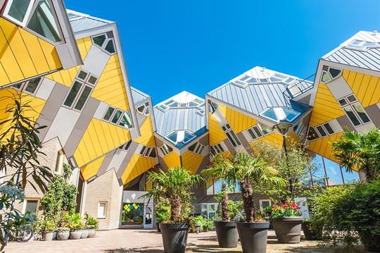 11 công trình kiến trúc độc đáo đáng để bạn vượt cả ngàn cây số để ghé thăm - Ảnh 5.