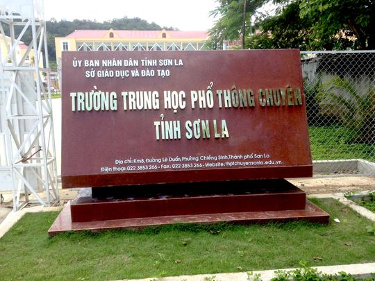 Hôm nay, Bộ Giáo dục kiểm tra điểm thi bất thường ở Sơn La và Lạng Sơn 2