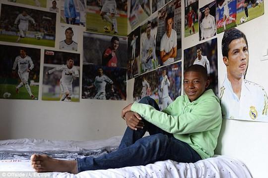"""Mbappe: Từ thần tượng Ronaldo thành """"Pele mới"""" - Ảnh 3."""