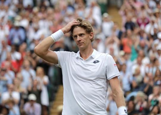 Loại Isner, Kevin Anderson vào chung kết Wimbledon - Ảnh 3.