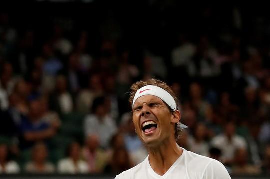 Nghẹt thở bán kết Wimbledon: Djokovic tạm dẫn Nadal, Anderson thắng sau hơn 6 giờ - Ảnh 6.