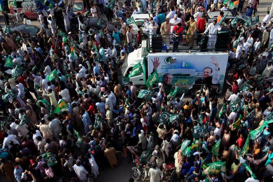Pakistan: Đánh bom thảm khốc, 128 người chết - Ảnh 3.