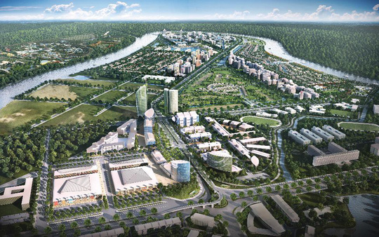 Nam Long công bố phát triển khu đô thị Waterpoint - ảnh 2